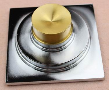 All-copper Filter Material shower room floor drain made in China